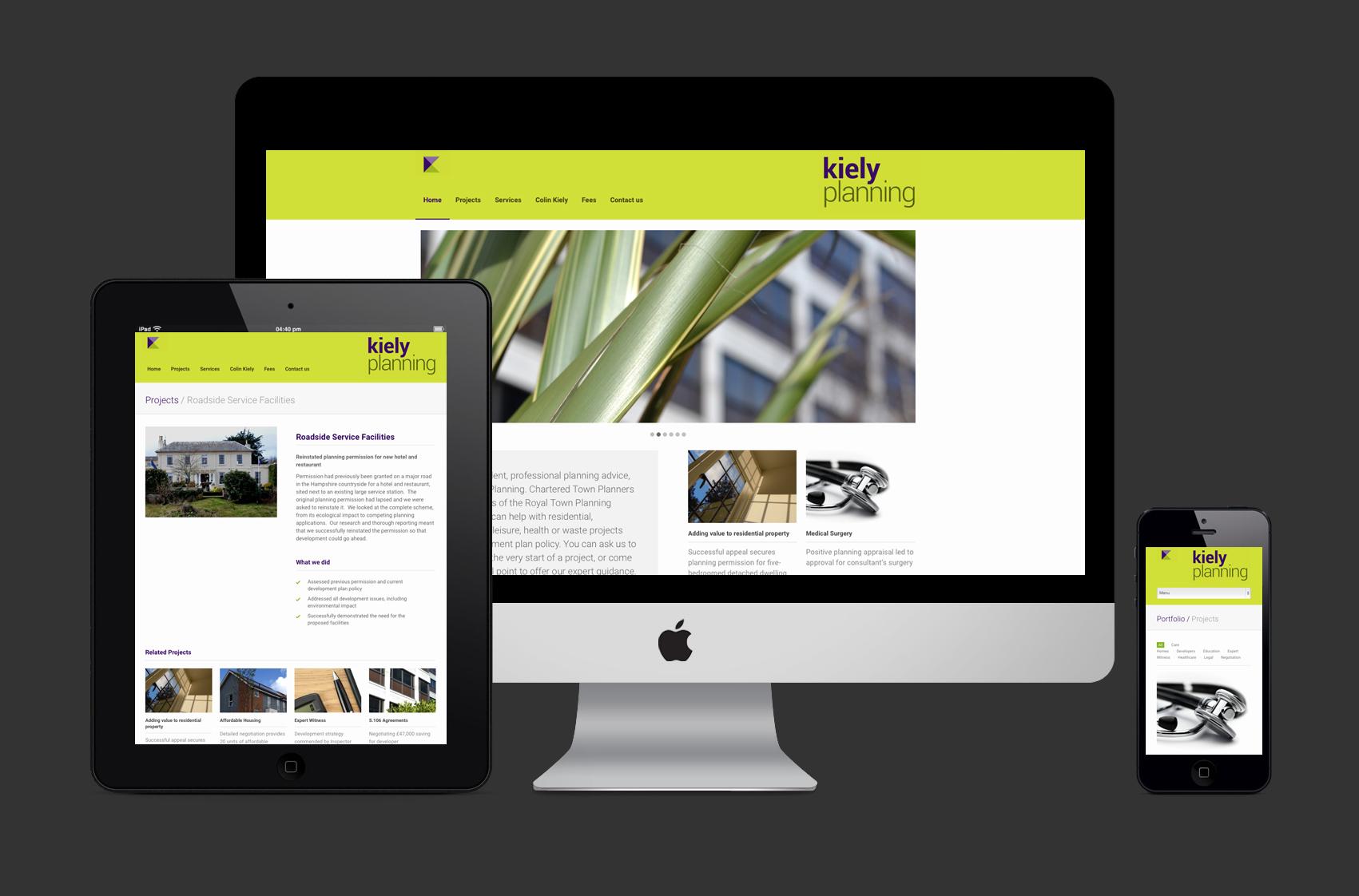 kiely-website
